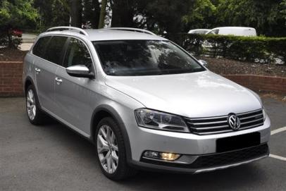Разборка Volkswagen Passat Alltrack