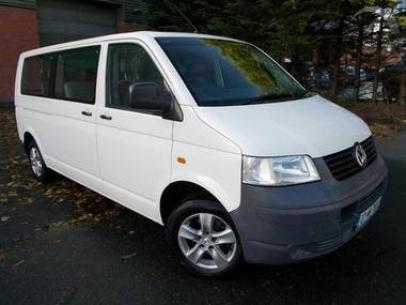Разборка Volkswagen Caravelle