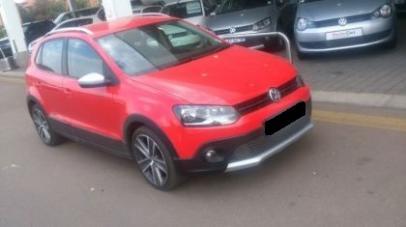 Разборка Volkswagen Cross Polo