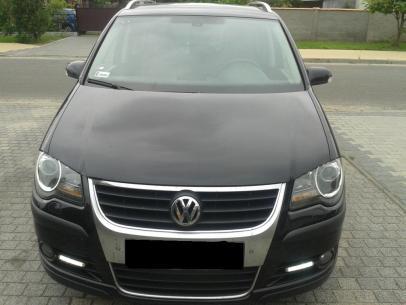 Разборка Volkswagen Cross Touran