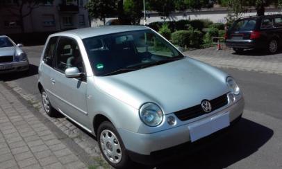 Разборка  Volkswagen Lupo