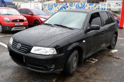 Разборка Volkswagen Pointer
